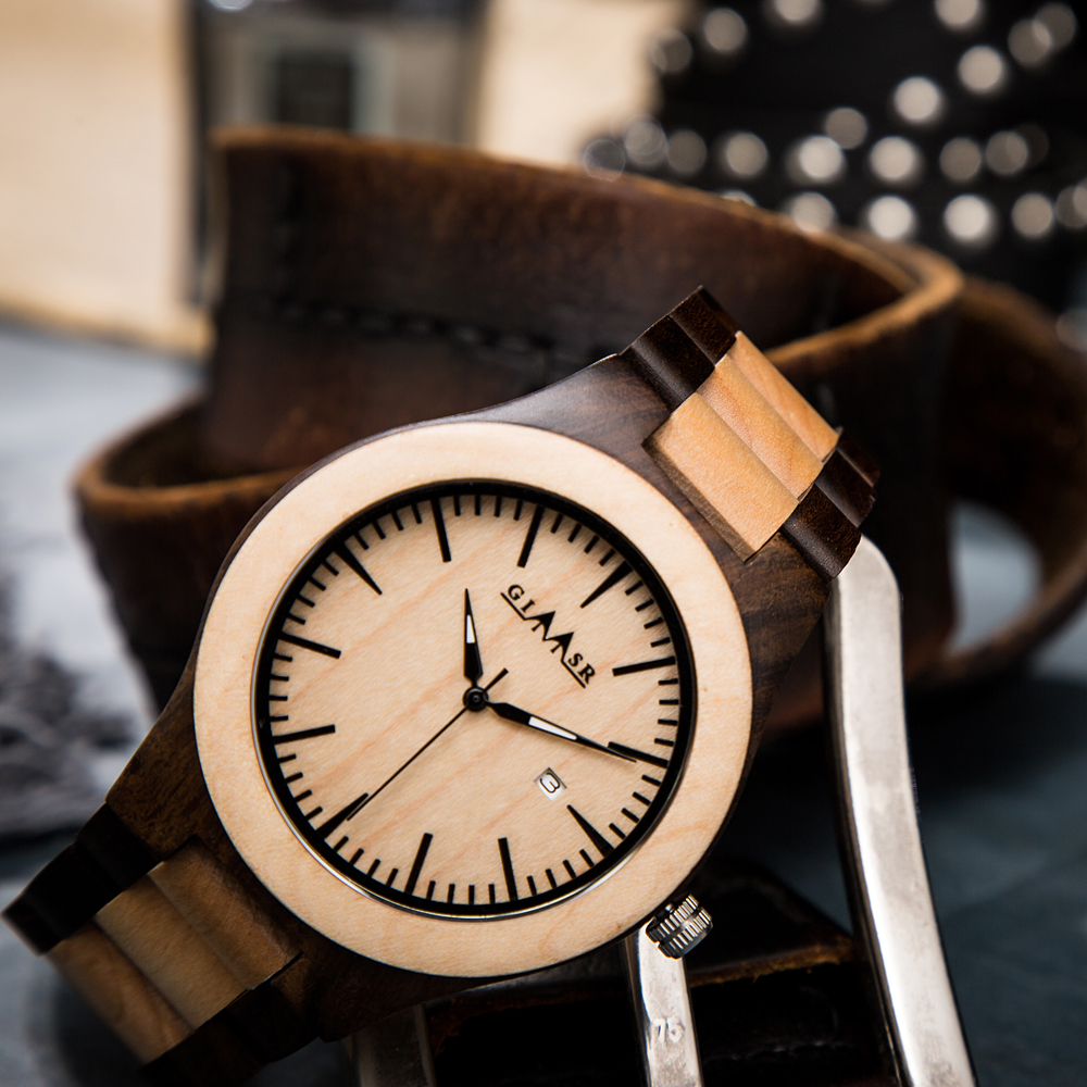 Top Brand Unique Wooden Watches Drop Shipping Mens Wood Watch Men Date Quartz Watch Creative Natural Wood Wrist Watches Relogio все цены