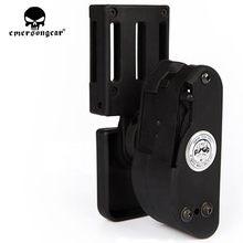 Ipsc uspsa idpa tiro competição gr velocidade opção universal mão direita pistola coldre frete grátis
