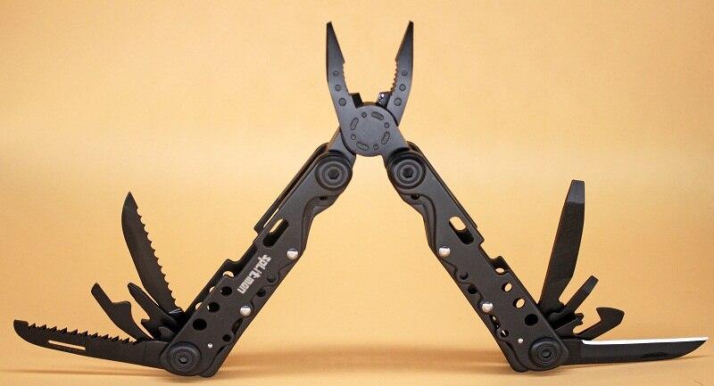 Sporting Multi-tool 8 In 1 Multifunktionale Flexible Zangen Herramientas Ferramentas Comping Werkzeug Edelstahl Handwerkzeuge Multitool Handwerkzeuge