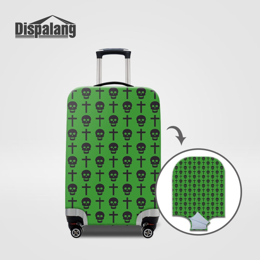 Dispalang Elastic Luggage Suitcase Cover For 18 20 22 24 26 28 30 32 Inch Case Spandex Dust Waterproof Travel Accessories Covers