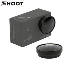 SHOOT ND Filters Lens Filter for SJCAM SJ4000 SJ4000 Wifi Camera SJCAM SJ4000 Accessories