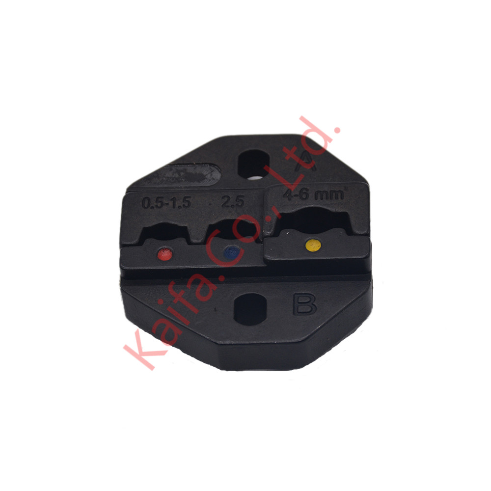 Image 5 - HOT sale high quality   Die Sets   For insulated closed terminals(cap) A03A A06WF A04WFL A03BC A03C A03D A30J A2550GF A101-in Tool Parts from Tools