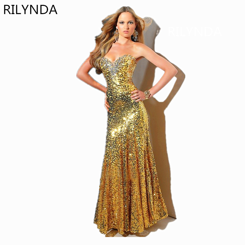 gold dresses for wedding gold bridesmaid dresses sequins of honor 4531