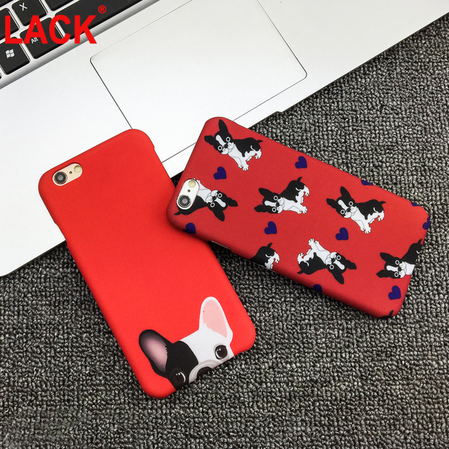 Etui z pieskiem iphone 5 5S 6 6 S Plus