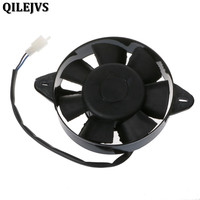 Electric Radiator Cooling Fan For Chinese 200cc 250cc ATV Quad Go Kart Buggy UTV