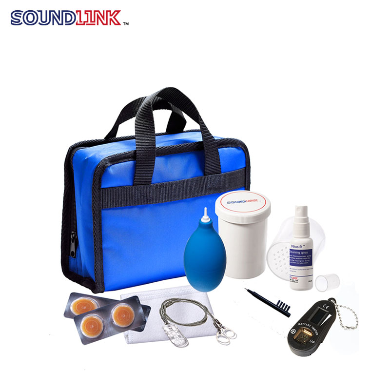 Free Shipping Hearing Aids Drying Products Care Kit Drying Set Hearing Aid Dryer Dry Accessories