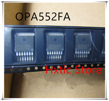 NEW 5pcs lot OPA552FA 500 OPA552FA OPA552 TO263 7