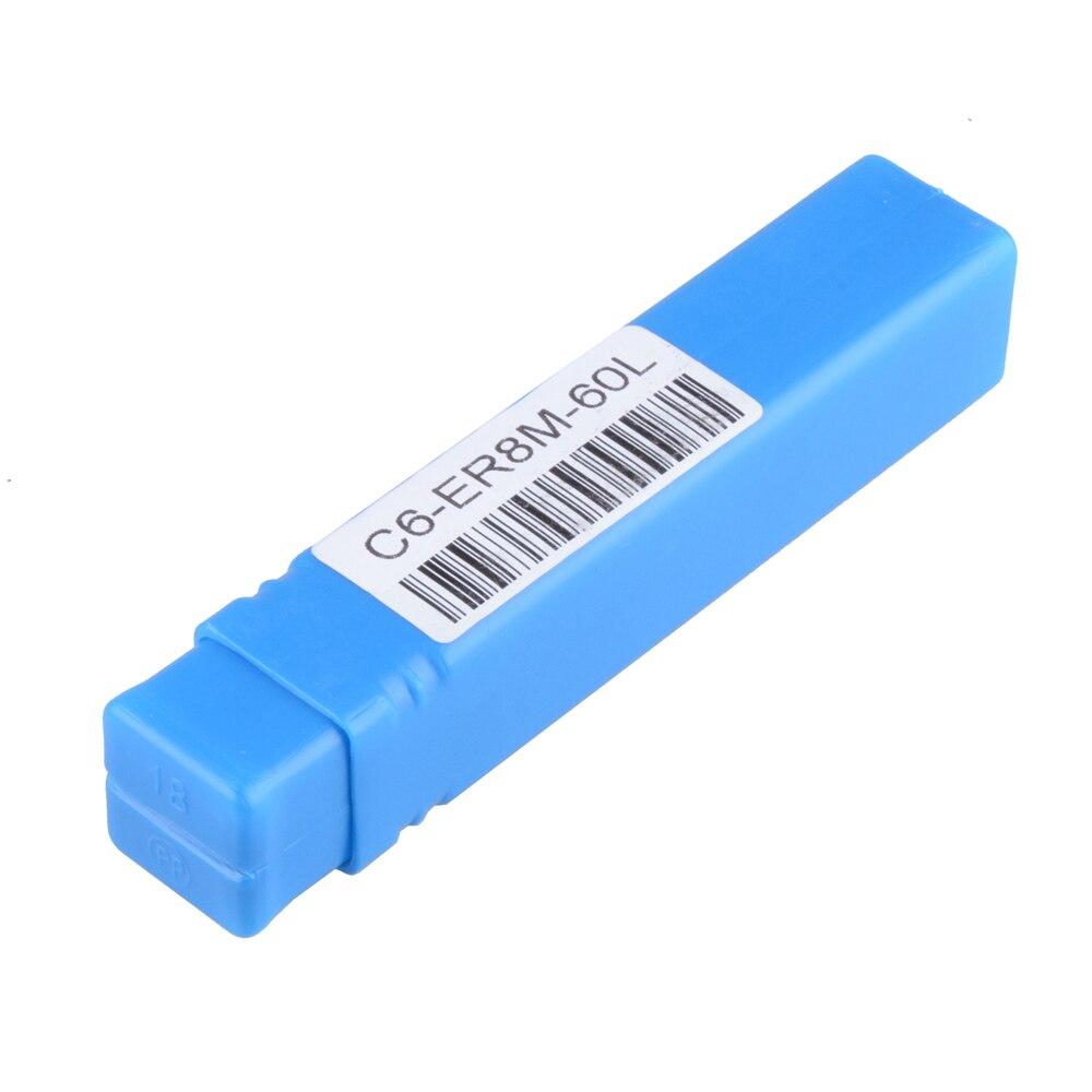 1 PCS C6 ER8M 60L asta di prolunga C6 ER8 barra di estensione Codolo cilindrico per CNC Mill Tornio con ER8M Dado1 PCS C6 ER8M 60L asta di prolunga C6 ER8 barra di estensione Codolo cilindrico per CNC Mill Tornio con ER8M Dado