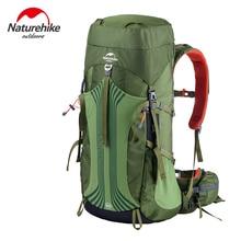 Naturehike Camping 55L Backpack 65L Men Women Outdoor Travel Backpacks Waterproof Hunting Fishing Hiking Rucksack Sports Bag