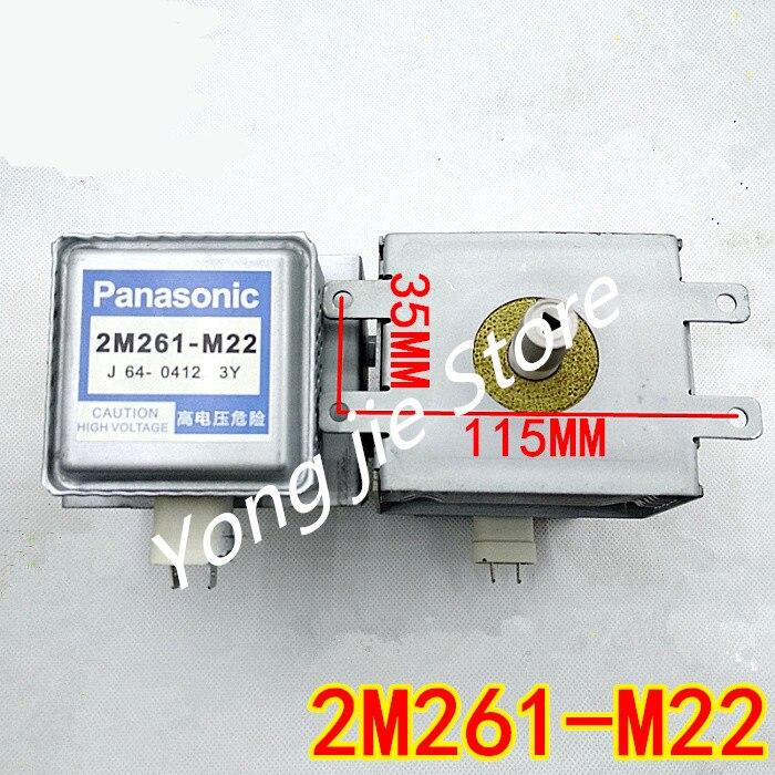 Pièces de rechange pour micro-ondes four pour panasonic 2M261-M22 magnétron