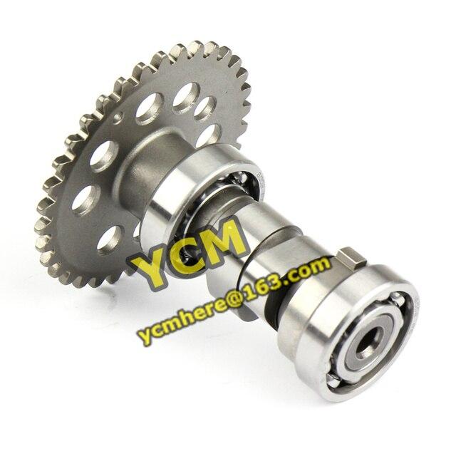 Вырос 26.5 мм A8 Распредвала GY6 125 150cc Легкий вес Вала Двигателя Scooter Изменить 152MI 157QMJ Хандрить Оптовая YCM TLZ-A8QL