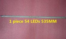 1 peça 54 LEDs 535 MM 6922L-0103A 6922L-0062A 6916L1166A para tela de LED light strip LC420EUN