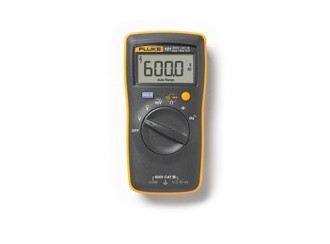 ФОТО Original F107 Pocket digital multimeter auto range