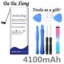 Da Da Xiong 4100mAh Battery For Apple iPhone 6S Plus for iphone6S Plus battery +Free Tools