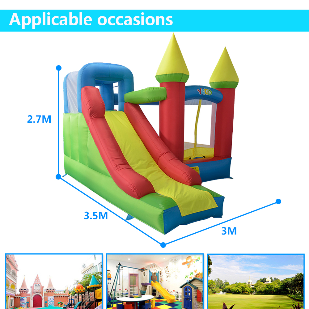 Children's Bouncer Inflatable House 11