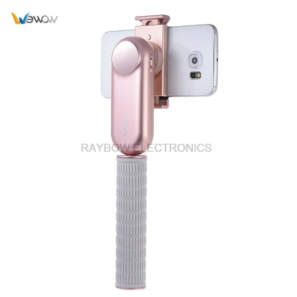 Wewow Fancy 1 Axis Handheld Gimbal font b smartphone b font mobile phone stabilizer for iphone
