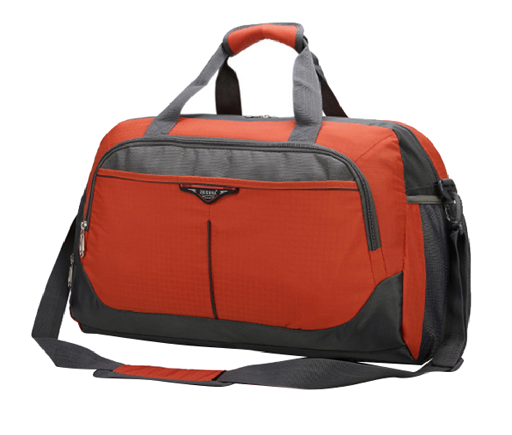 Fashion Foldable portable shoulder bag waterproof travel bag Travel luggage large capacity Travel Tote men and women the new europe and america portable shoulder bag handbag large capacity portable shoulder bag business travel luggage bag