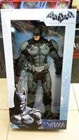 NECA Batman Action Figures 1/4 DC Arkham Asylum Plus Size Model Toys 50cm