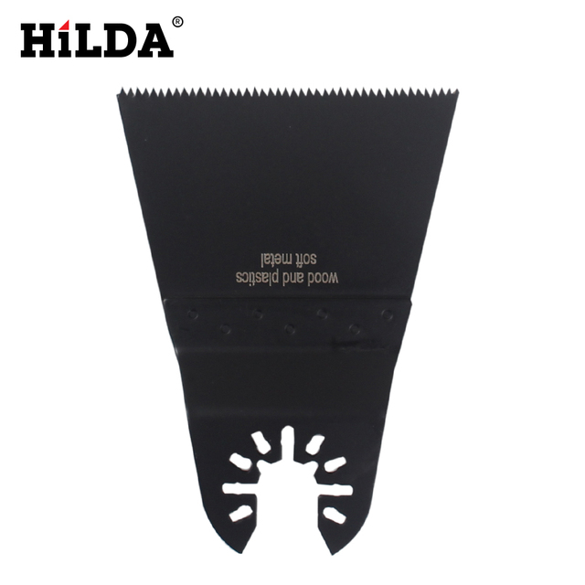 HILDA 1 Pcs Saw Blades Multi Tool Saw Blades Accessories Fit For multifunctional Power Tools renovator Oscillating Woodworking