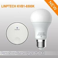 Linptech B1 Remote Control Light Bulb Battery Free Control Vintage Bulb Lamp Evolution Of Edison Bulb