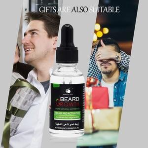 1 Pc 30ml Organic Beard Oil Ha
