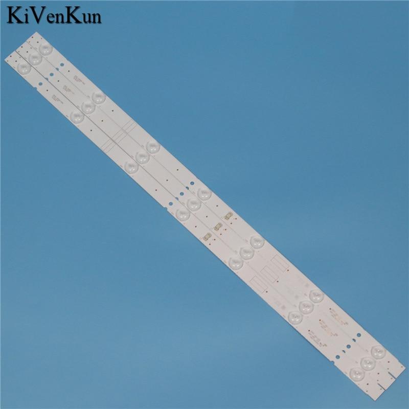 מזגנים 7 תאורה אחורית LED מנורות רצועת לקבלת Erisson 32LES71T2 5800-W32001-3P00 Ver00.00 קורות להקות קיט טלוויזיה LED LC320DXJ-SFA2 RDL320HY (1)