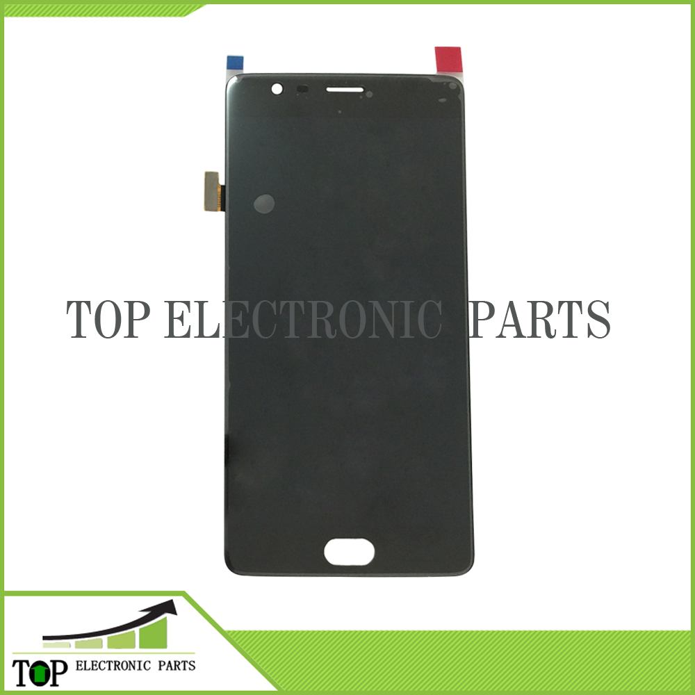 100% New Full LCD DIsplay + Touch Screen Digitizer Assembly For 5.0 inch OnePlus X E1001 Mobile Phone Black color