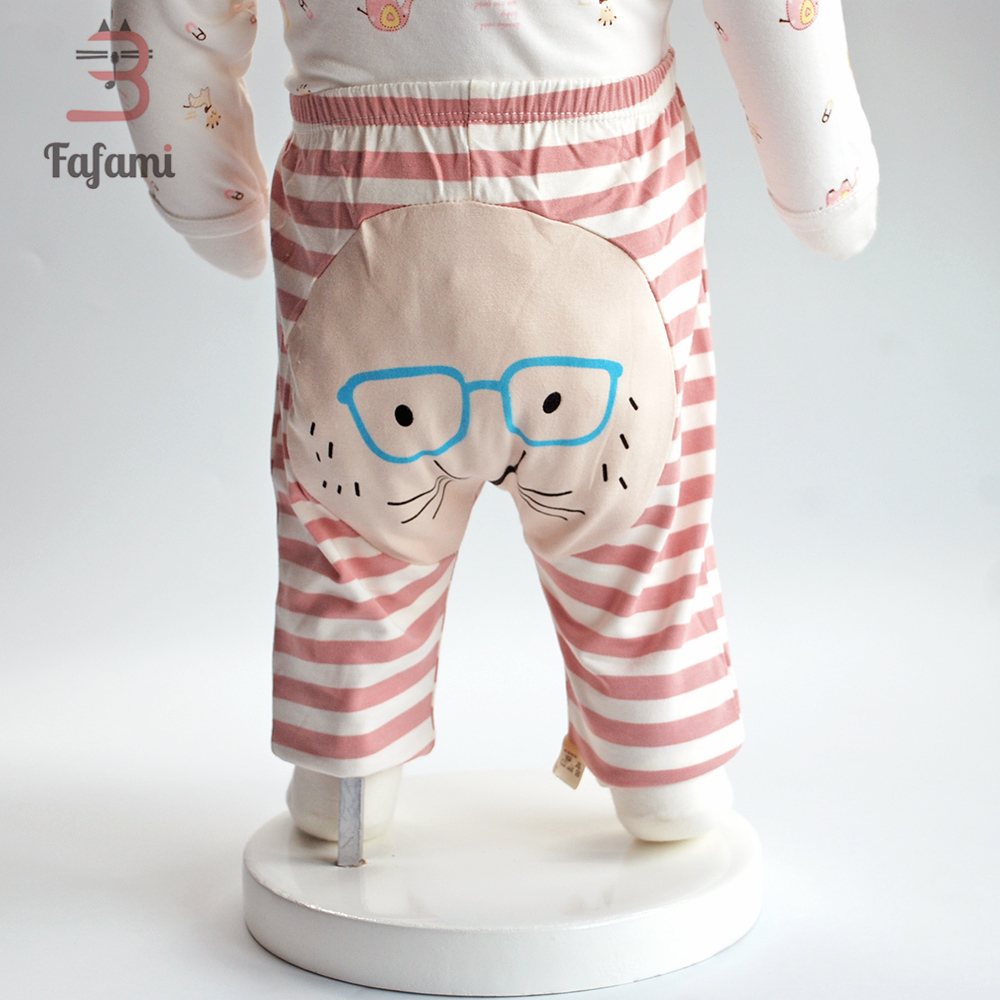 2PC/lot Baby Pants New Born 2018 Limited Sale Baby Pants Kids Boys Girls Harem PP Trousers Knitted Cotton Unisex Toddler Legging