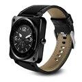 Smart watch us18 reloj smartwatch inteligente bluetooth monitor de freqüência cardíaca relógio do esporte relógio de pulso para ios apple iphone android