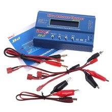 Новый iMAX B6 ЖК-Экран Цифровой RC Lipo Li-Ion, Ni-Cd NiMh RC Батареи Баланс Зарядное Устройство Цифровой Зарядное Устройство Разрядник C1 (80 Вт)