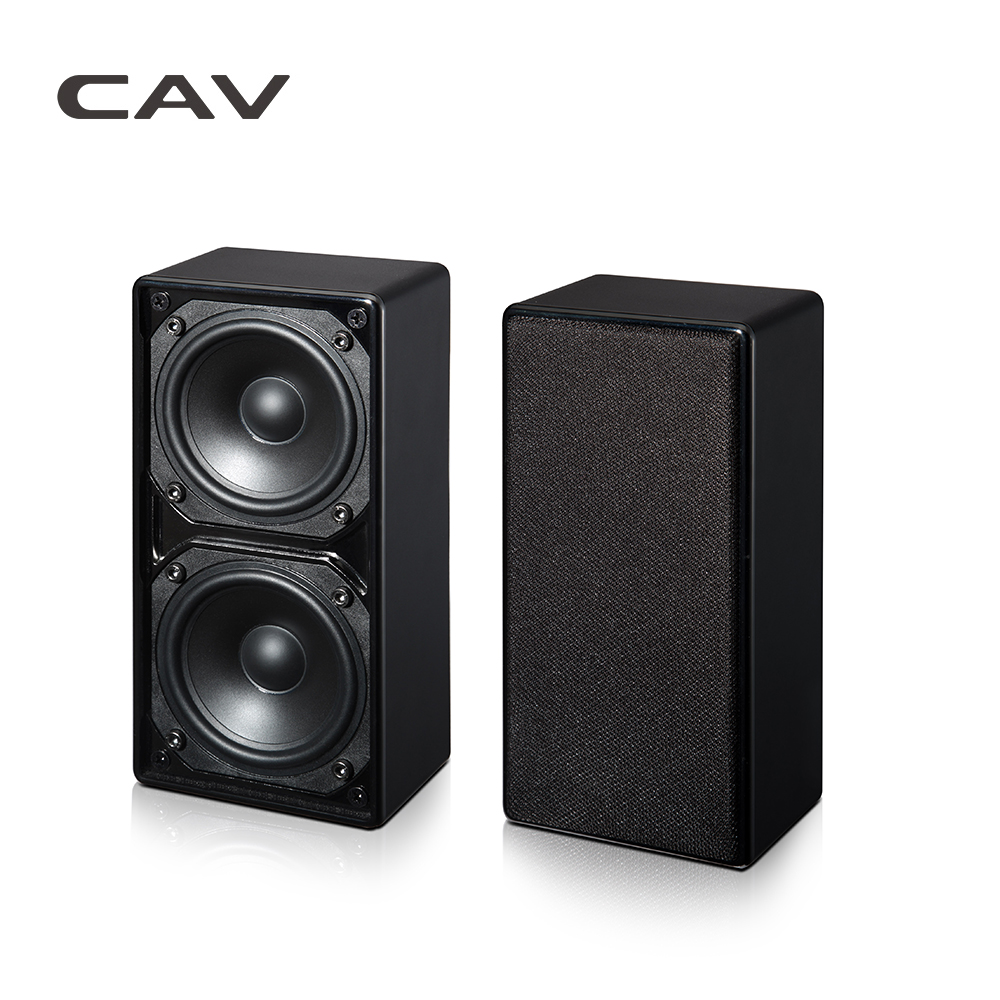 CAV DL 1 High End Speaker AUX 3D Surround Wired Sound Speakers Home Theater In The