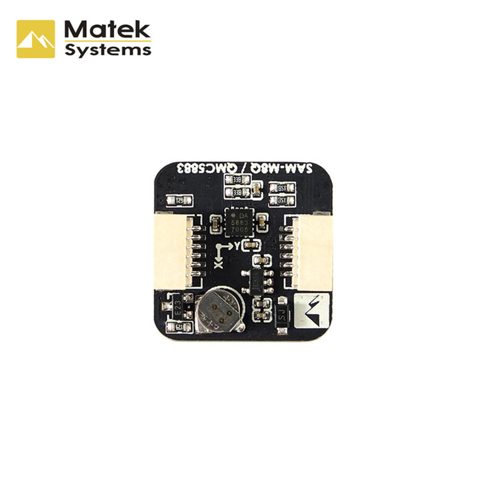 Matek Systems M8Q-5883 SAM-M8Q GPS & QMC5883L Compasses Module for RC Drone FPV Racing Models Part Accessories цена 2017