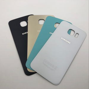 Image 5 - Original Full Housing Case Back Cover + Front Screen Glass Lens + Middle Frame For Samsung Galaxy S6 G920 G920F G920A SM G920F