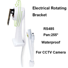 New Electric CCTV Cameras Accessories Rotating Bracket Installation Stand Holder for CCTV Security IP Camera 225 Degree RS485