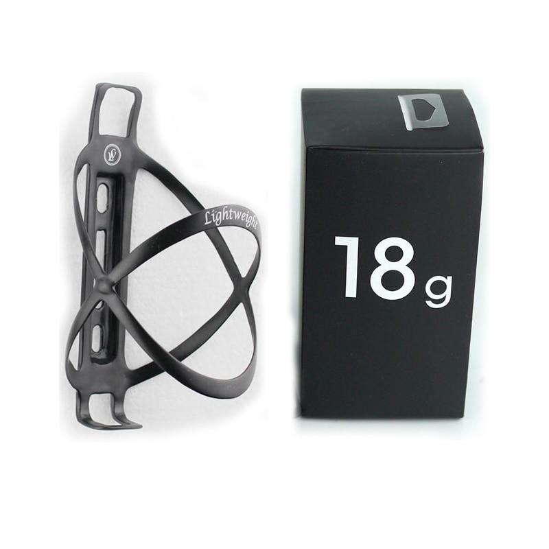 Bottle Holder 9g Carbon CFRP Road Bike MTB Carbon Bottle Cage