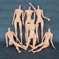 5pcs/lot Doll's Body (without head) / with 11 joint moveable / for barbie kurhn doll / girls Xmas gift free shipping Baby Toy