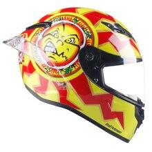 Full Face Motorcycle Helmet Racing Helmet DOT certified helm