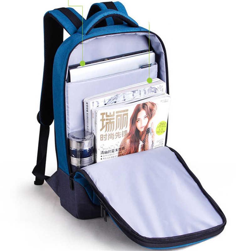 Kingsons Новинка 2017 года Для мужчин рюкзак с присоской ноутбук рюкзак 15.6 дюймов Для женщин Школьные ранцы для подростков Обувь для мальчиков Обувь для девочек y186