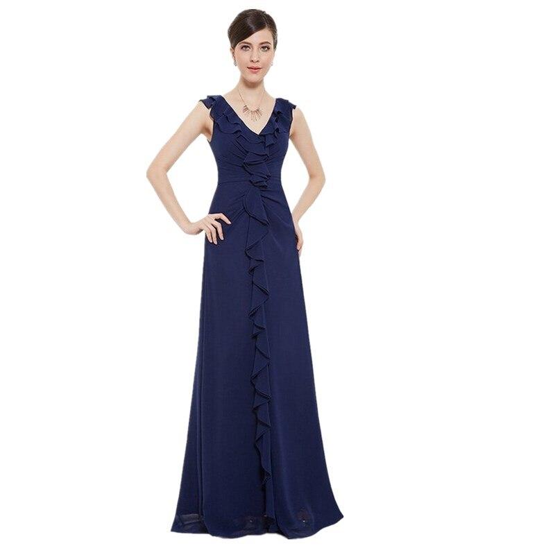 Popular Long Ruffle Dress-Buy Cheap Long Ruffle Dress lots from ...