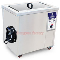 RY JP 180ST ISO9001 53Lultrasonic washer digital control washer stainless steel Large industrial high power ultrasonic cleaner