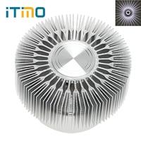 Indoor Verlichting Wandkandelaar Wit/Geel/Blauw Aluminium Kamer Gang Zonnebloem LED Wandlamp Light 3 W AC 85-265 V Projectie Stralen