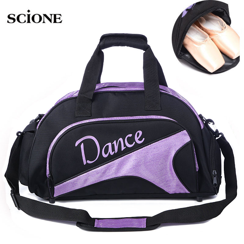 Dance Yoga Gym Bags Shoulder Bag Handbags For Fitness Training Outdoor Sports Waterproof Shoulder Bag Travel Sac De Sport X326WA sports bag gym bag fitness sport bags travel shoulder waterproof sports handbag women outdoor shoulder fitness gym bag black