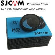 Оригинальный SJCAM SJ4000 аксессуары стекла УФ-фильтр Защитная крышка объектива для SJ Cam SJ4000/SJ4000 Wi-Fi/SJ4000 плюс Экшн-камера