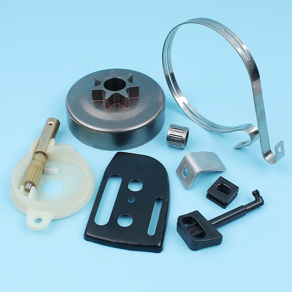Plate Kit with Bearings and Shaft Replacement Drum maberg 120 LT