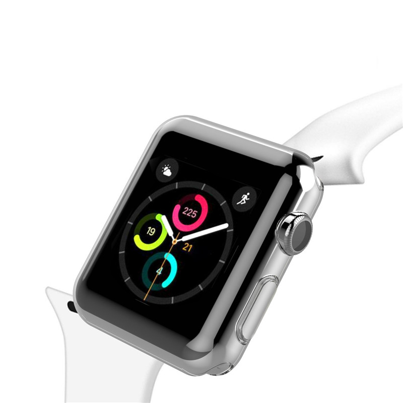 ASHEI-Watch-Cover-for-Apple-Watch-Case-42mm-38mm-Series-3-2-1-Soft-Slim-TPU (3)