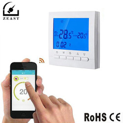 Smart Thermoregulator Programmable Temperature Controller WIFI LCD Wireless Thermostat Underfloor Electric Heating App Control
