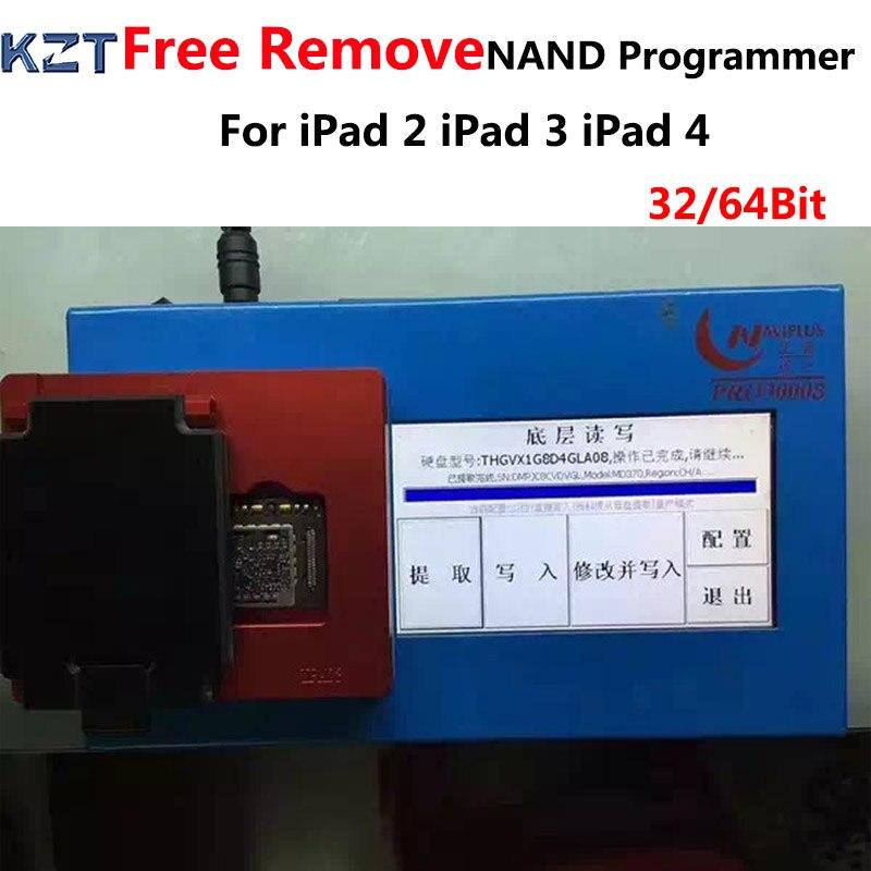 Adaptador Sin Eliminación 32bit 64bit Nand Flash IC Chip Programador Reescribir Número De Serie IPhone 5 5S 6 6 P IPad Aire 2 Flash Reparación