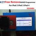 Não-remoção Adaptador 32bit 64bit Nand Flash Chip IC Programador Re-escrever O Número De Série IPhone 5 5S 6 6 P Ar IPad 2 Reparação De Flash