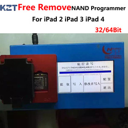 Non-removal adapter 32bit 64bit nand flash IC chip programmer re-write serial number iPhone 5 5S 6 6P iPad Air 2 flash repair