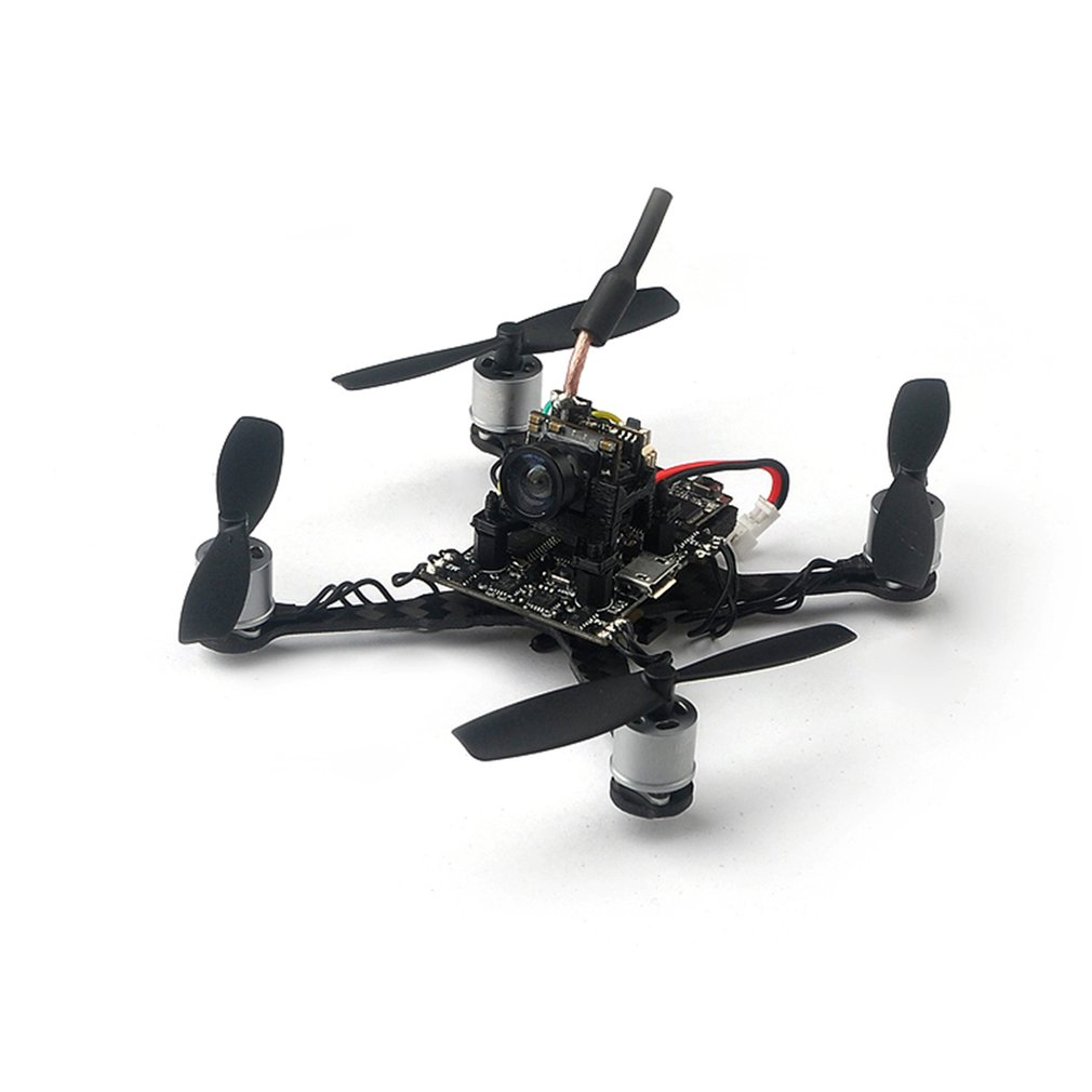 Trainer 90 0706 1s Brushless FPV Drone con Flysky Frsky DSM/2/X Ricevitore Fusion X3 di Volo controllo PNP RC Racer Helicopter jmt happymodel trainer90 0703 1s brushless fpv helicopter pnp set with flysky frsky dsm 2 x receiver fusion x3 flight control